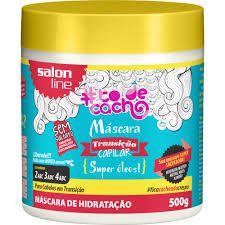 Salon Line Máscara #TodeCacho Transição Super Óleos 500g