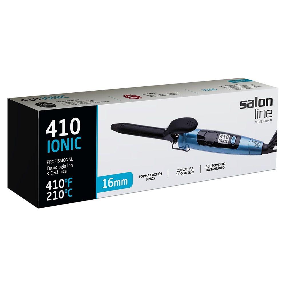 Salon Line Modelador 410 Ionic 16mm 210?C Bivolt