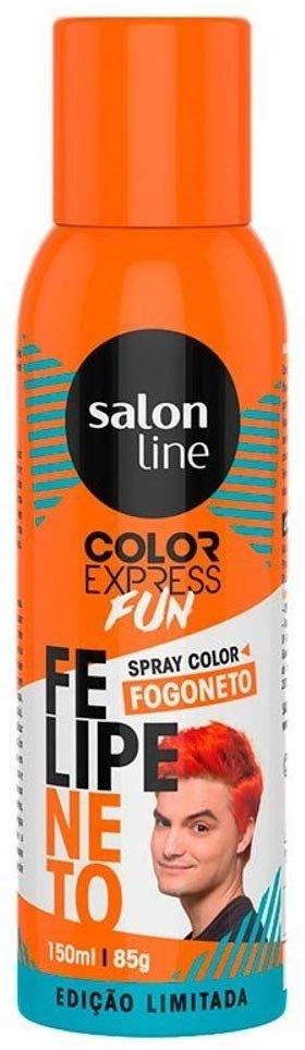Salon Line Spray Color Express Fun Fogoneto 150ml