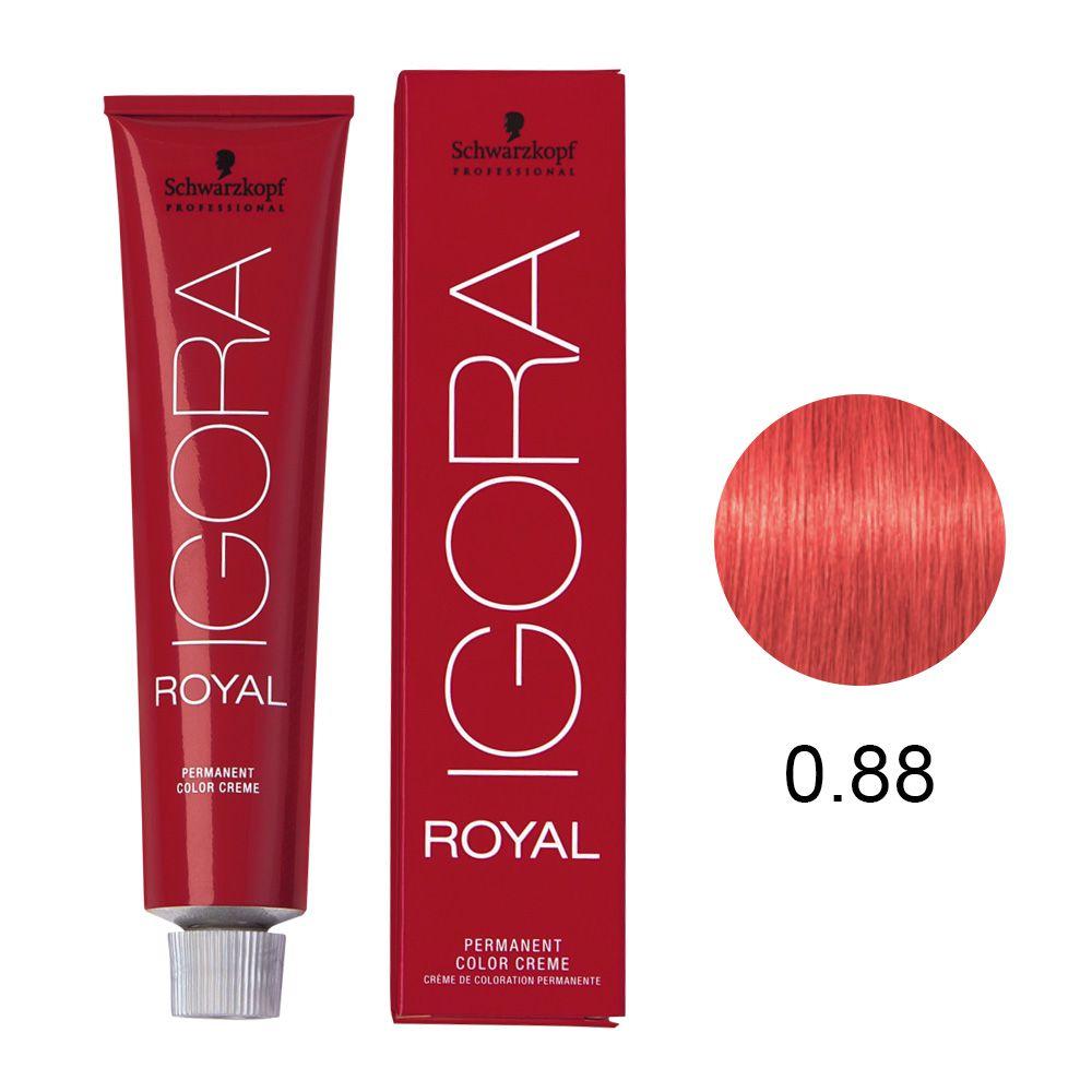 Schwarzkopf Igora Royal Coloração Permanente 0.88 60g