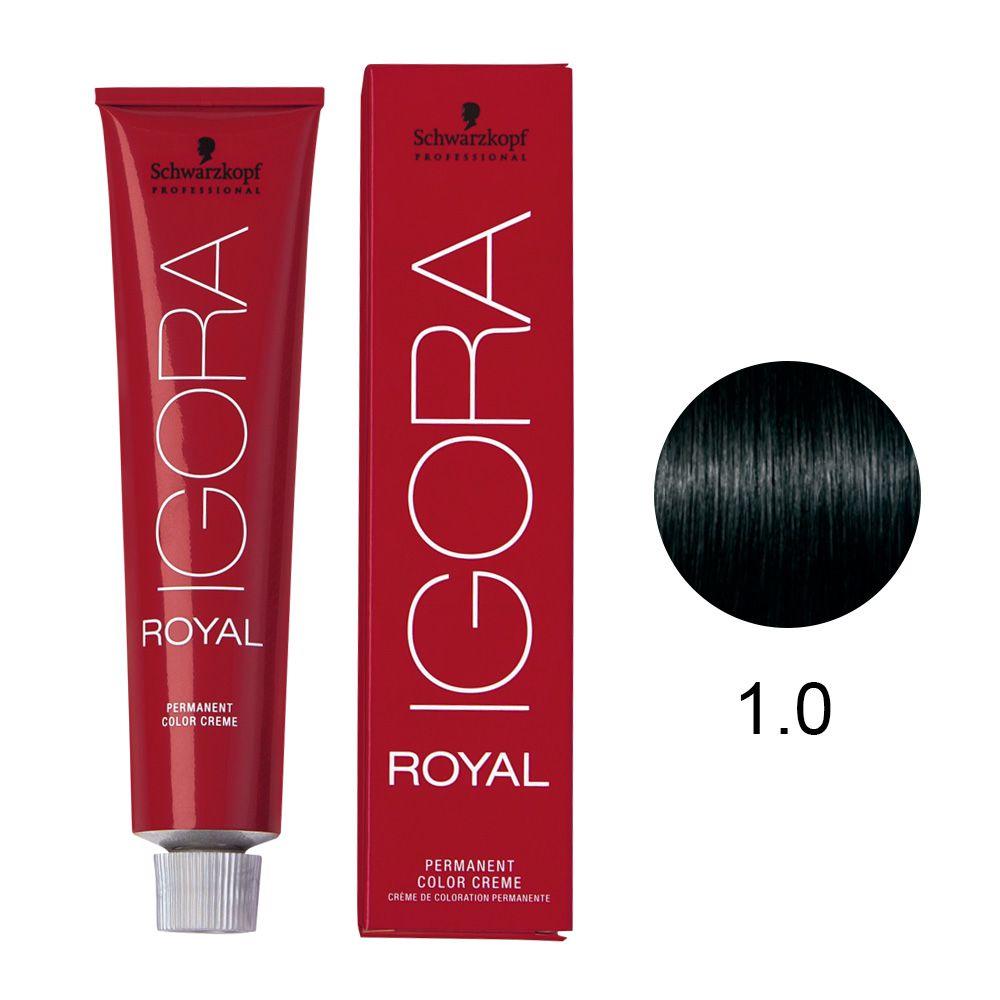 Schwarzkopf Igora Royal Coloração Permanente 1.0 60g