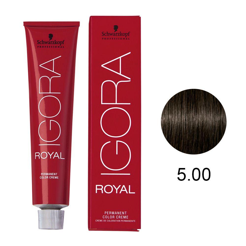 Schwarzkopf Igora Royal Coloração Permanente 5.00 60g