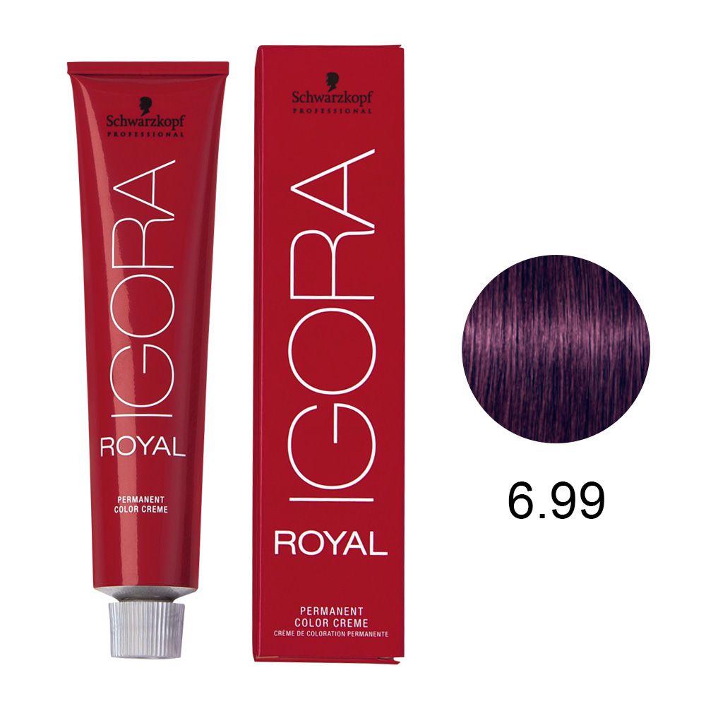 Schwarzkopf Igora Royal Coloração Permanente 6.99 60g