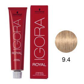Schwarzkopf Igora Royal Coloração Permanente 9.4 60g