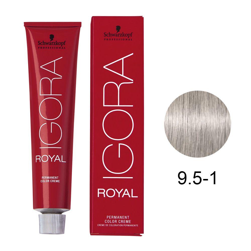 Schwarzkopf Igora Royal Coloração Permanente 9.51 60g