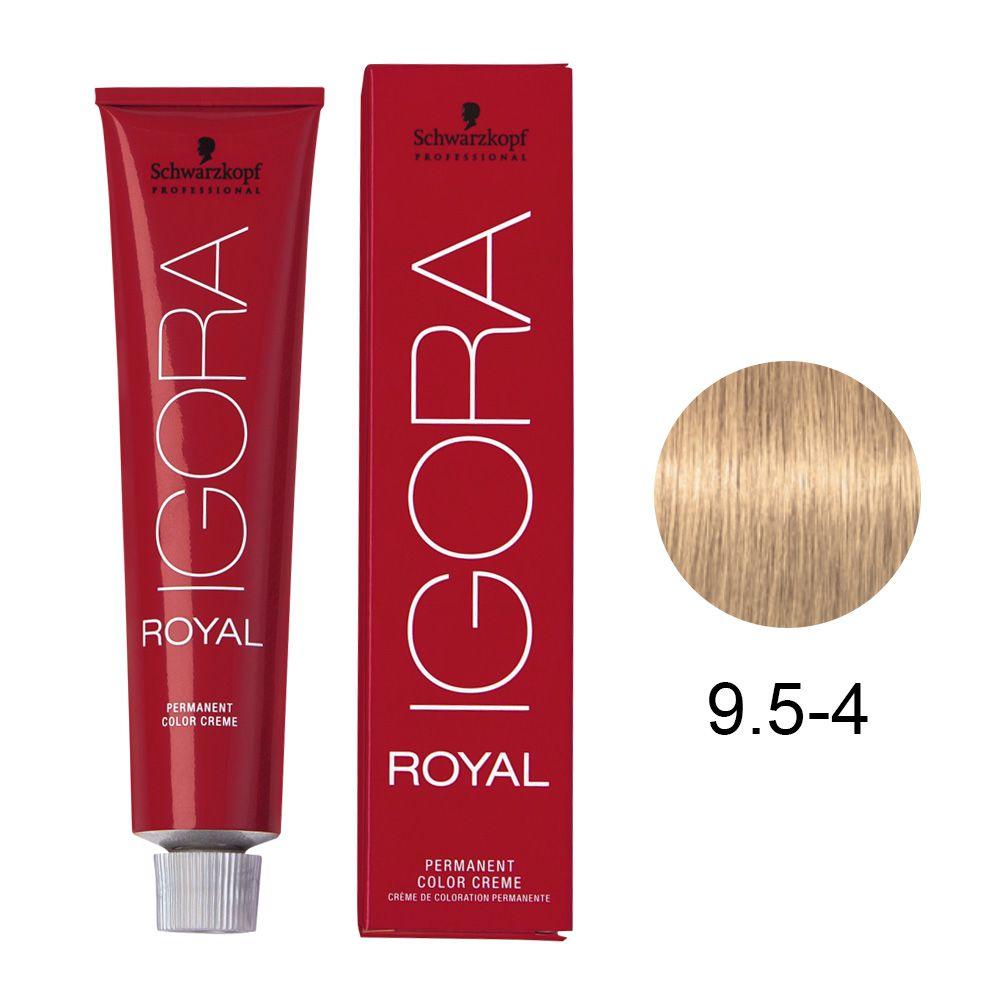 Schwarzkopf Igora Royal Coloração Permanente 9.54 60g
