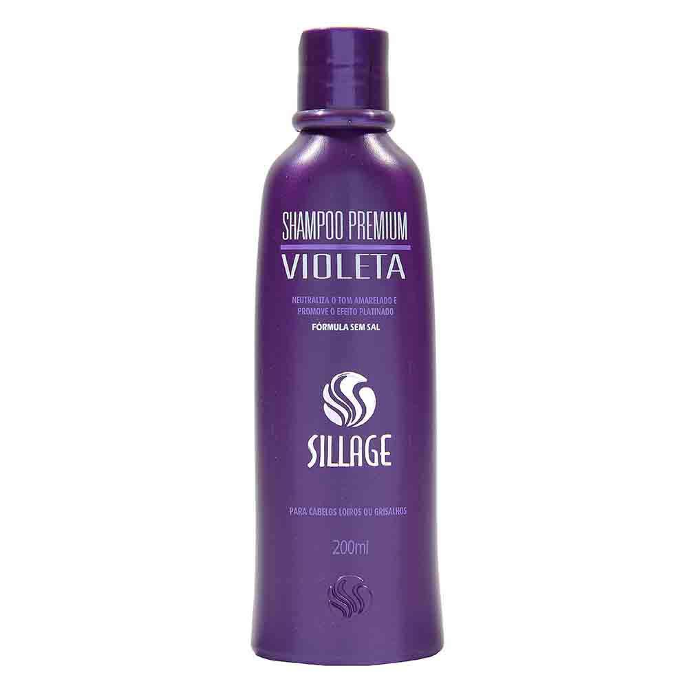 Sillage Condicionador Violeta 200mL