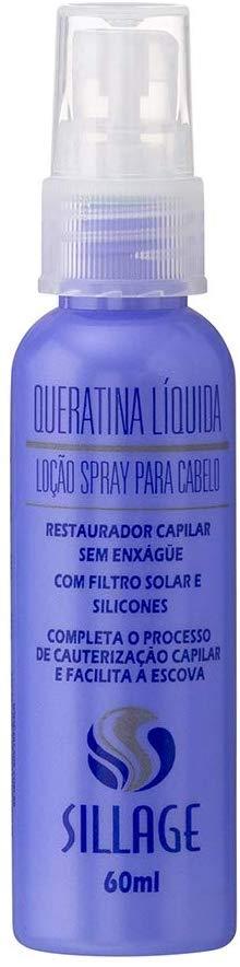 Sillage Fluido Queratina Líquida Spray 60mL