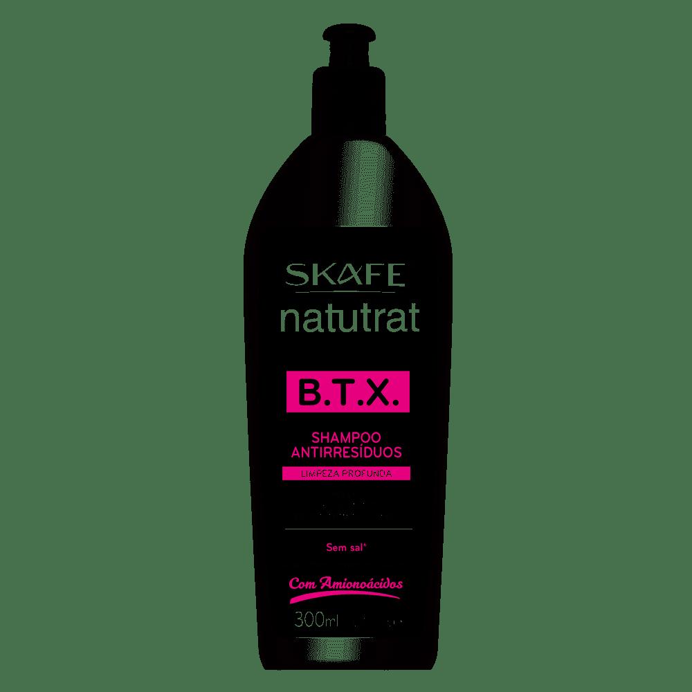 Skafe Shampoo Natutrat Antirresíduos 500mL