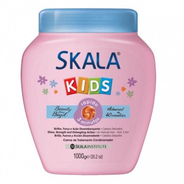 Skala Creme de Tratamento Kids 1000g