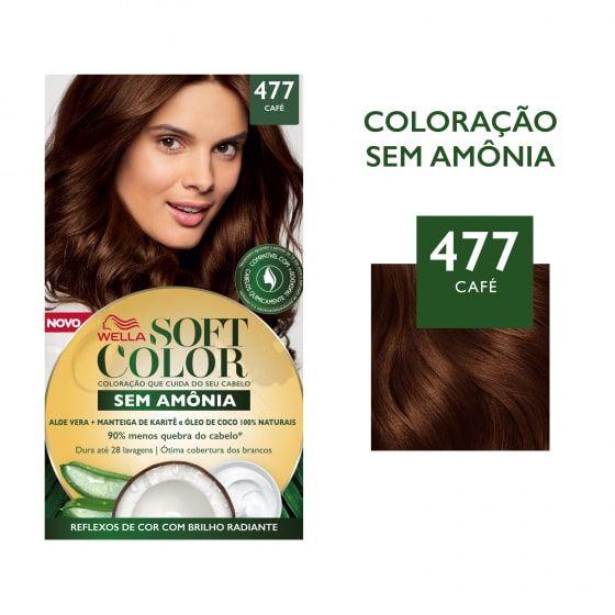 Soft Color Tonalizante 477 Café