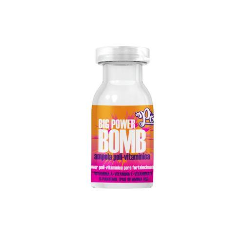 Soul Power Ampola Big Power Bomb Poli-vitamínica 12mL