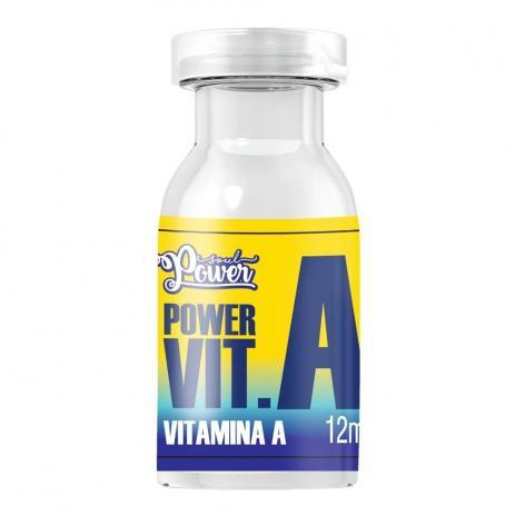 Soul Power Ampola Power Vitamina A 12mL