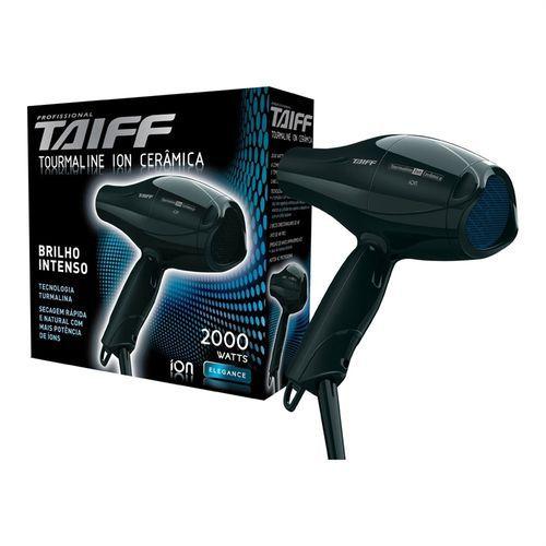 Taiff Secador Tourmaline Ion Ceramica 2000W 110V