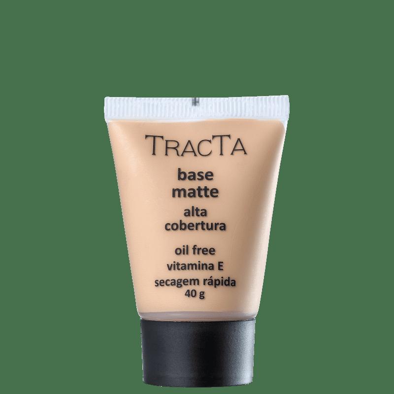 Tracta Base Matte Alta Cobertura 02C 40g