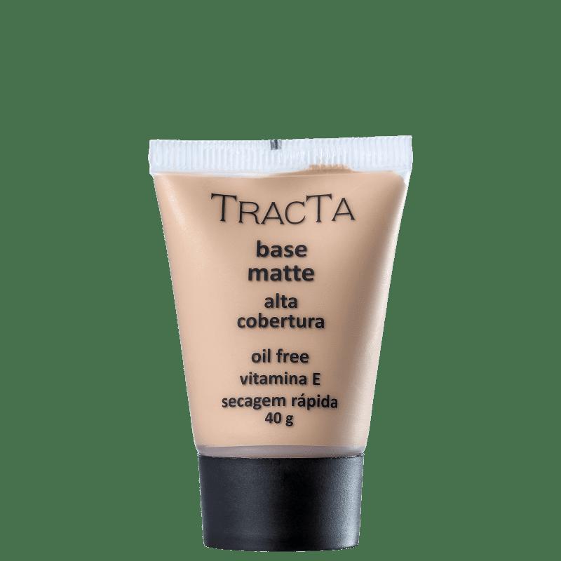 Tracta Base Matte Alta Cobertura 04C 40g