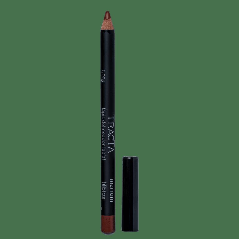 Tracta Lápis para Lábios Marrom 1,14g