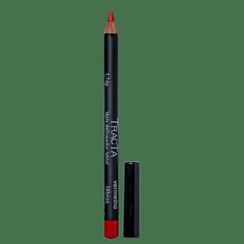 Tracta Lápis para Lábios Vermelho 1,14g
