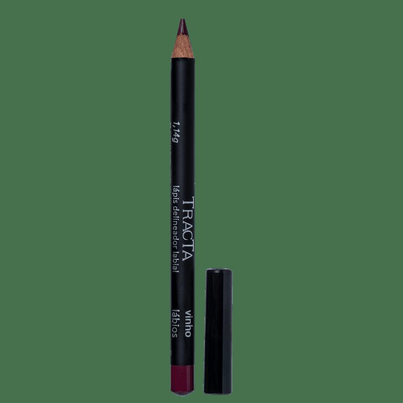 Tracta Lápis para Lábios Vinho 1,14g