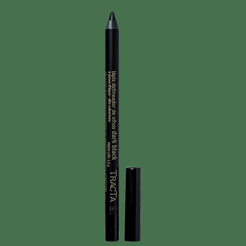 Tracta Lápis para Olhos Dark Black 1,2g