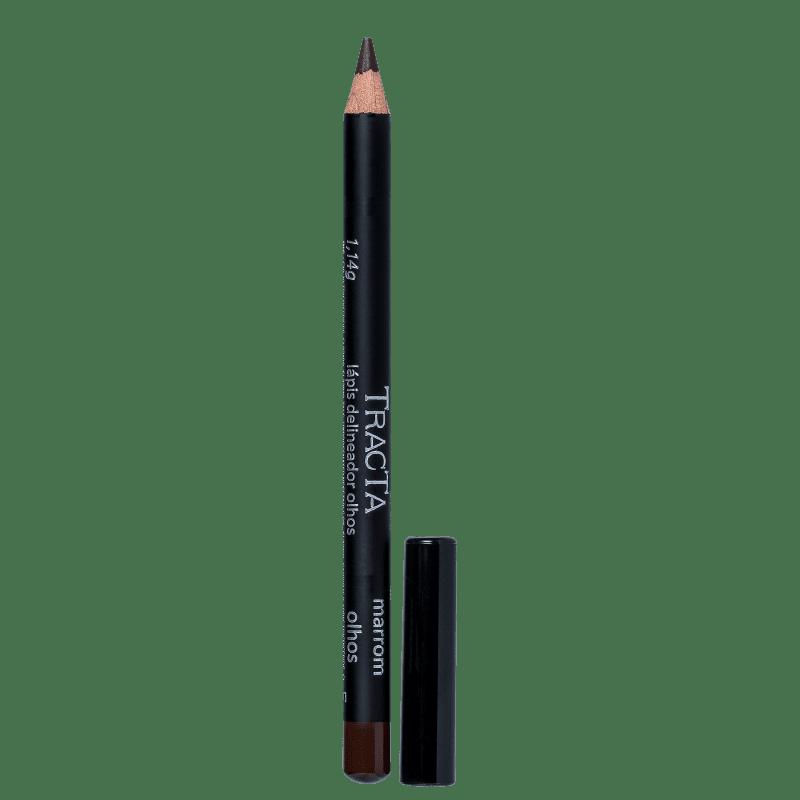 Tracta Lápis para Olhos Marrom 1,14g