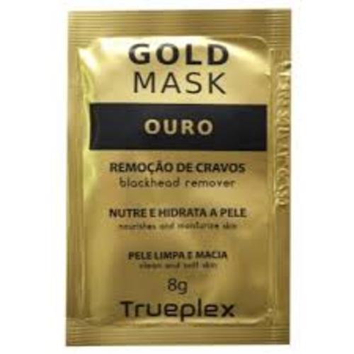 Trueplex Máscara Facial Antiacne Gold Mask 8g