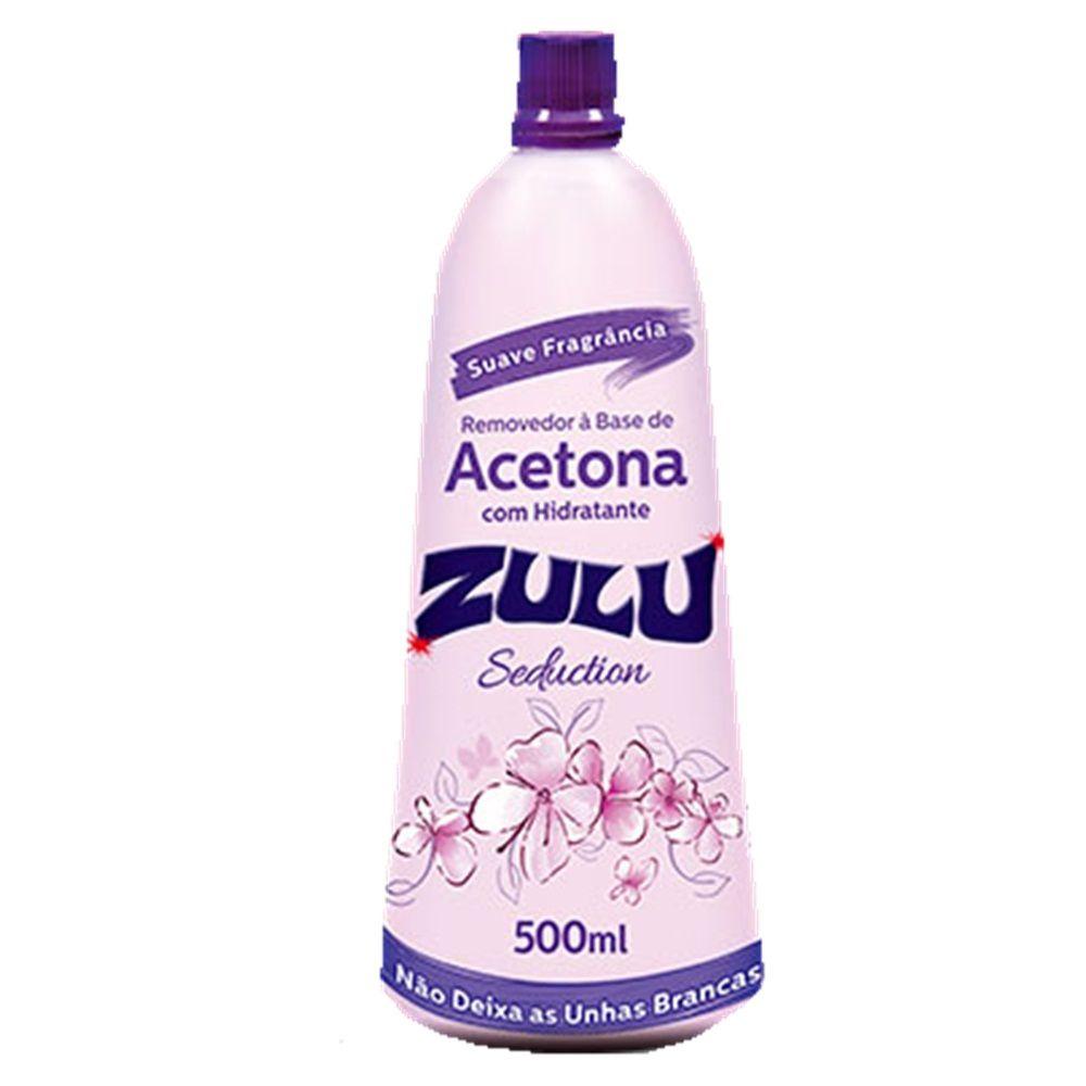 Zulu Removedor de Esmalte Seduction 500mL