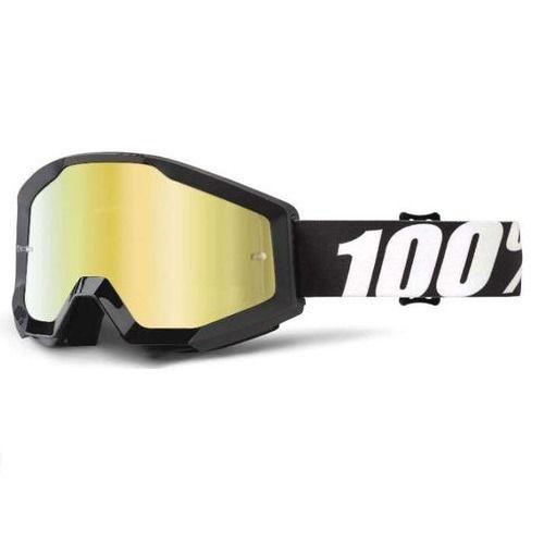 Óculos 100% Strata Outlaw Lente Espelhada