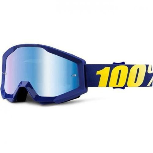Óculos 100% Strata Hope Lente Espelhada