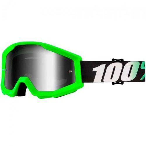 Óculos 100% Strata Arkon Lente Espelhada