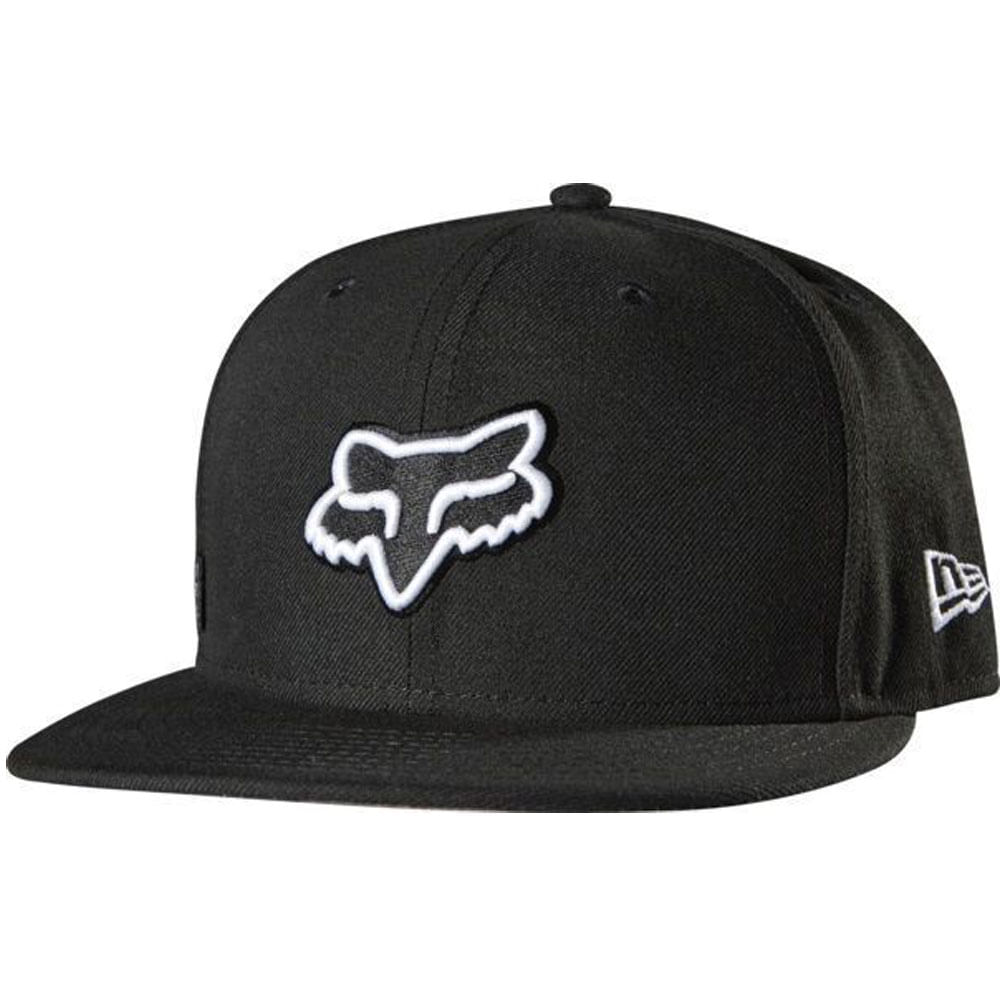 Boné Fox Grounder 59 Fifty Black
