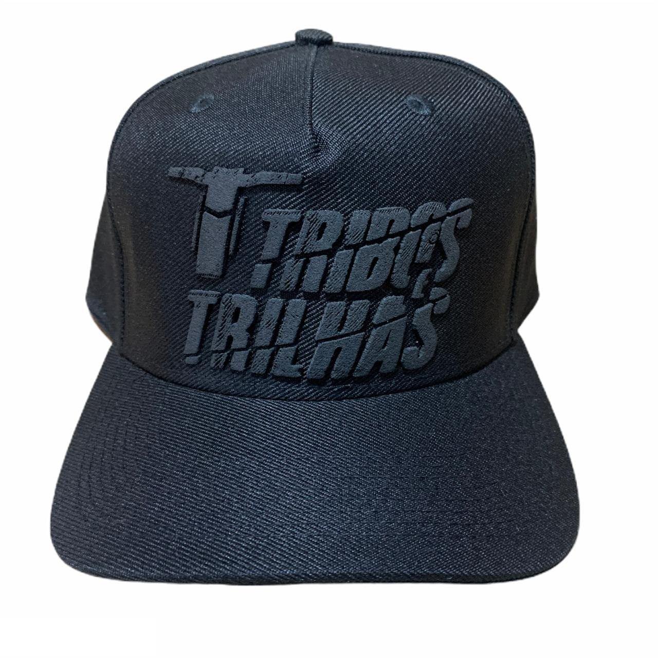 Boné Tribos e Trilhas Dark