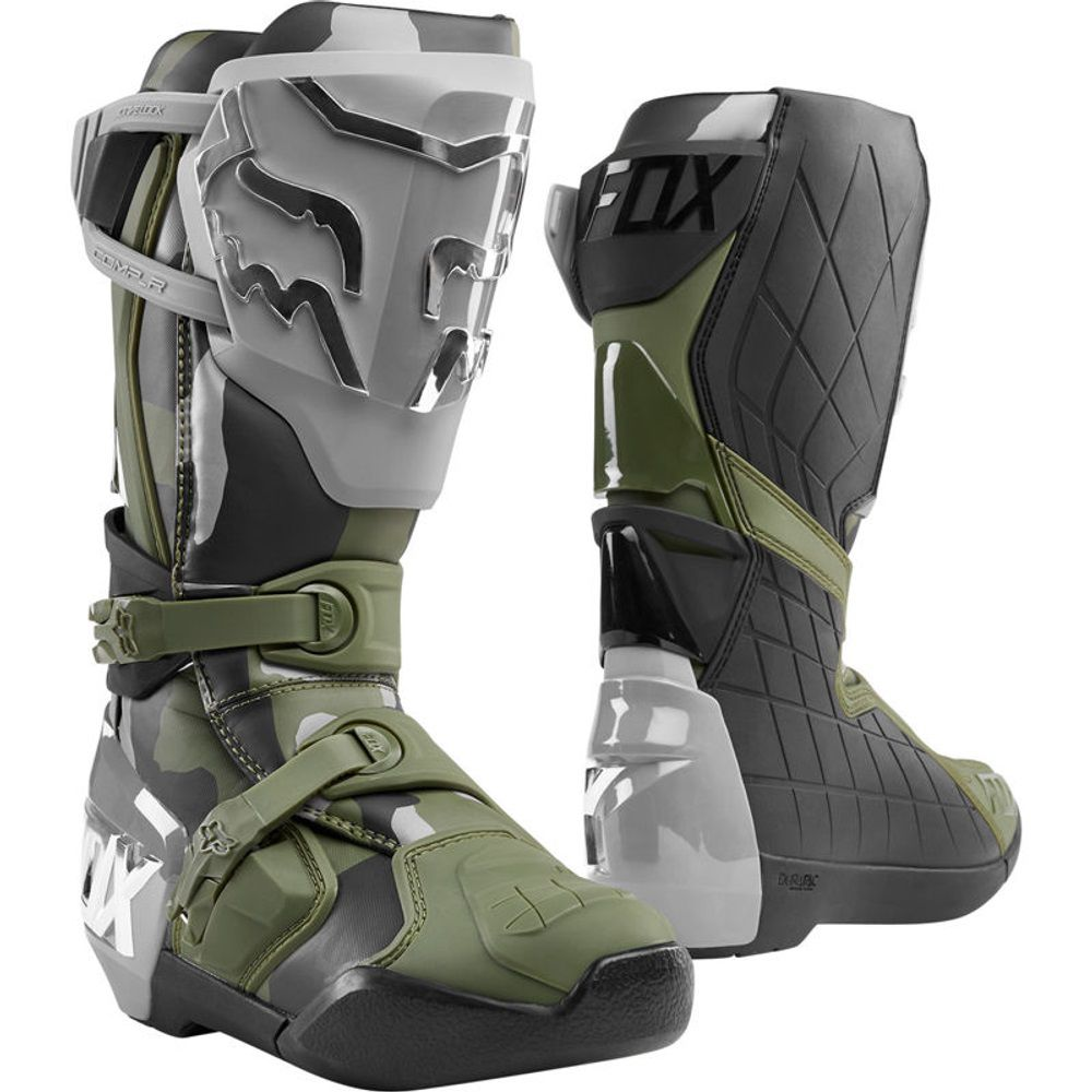 Bota FOX Comp R Camo