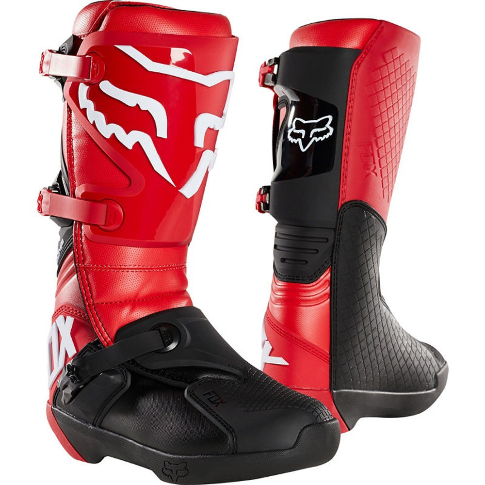 Bota FOX Comp Flame Red