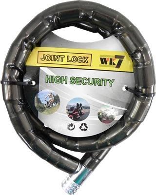 Cadeado para Bicicleta WK7 com duas Chaves
