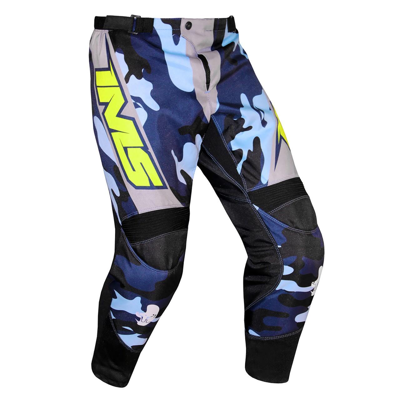 Calça IMS Army - Camo Azul