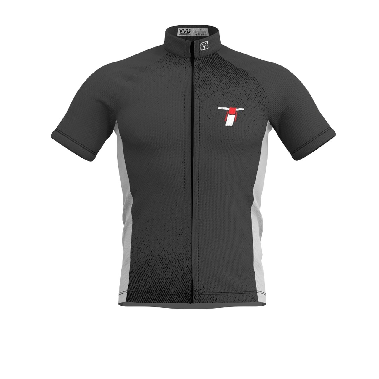 Camisa Bike Tribos e Trilhas Dry Tech Grey