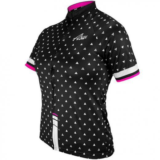 Camisa Ciclismo Asw Fun Delta Feminina