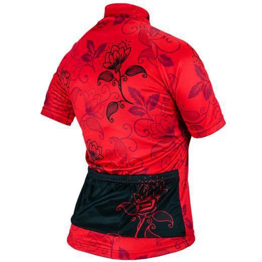 Camisa Ciclismo Asw Fun Garden Feminina