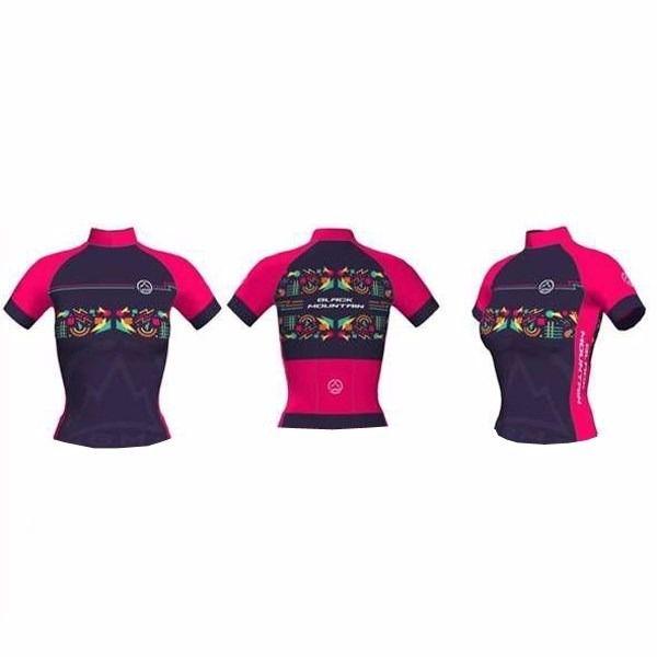 Camisa Feminina Bike Black Mountain Primavera