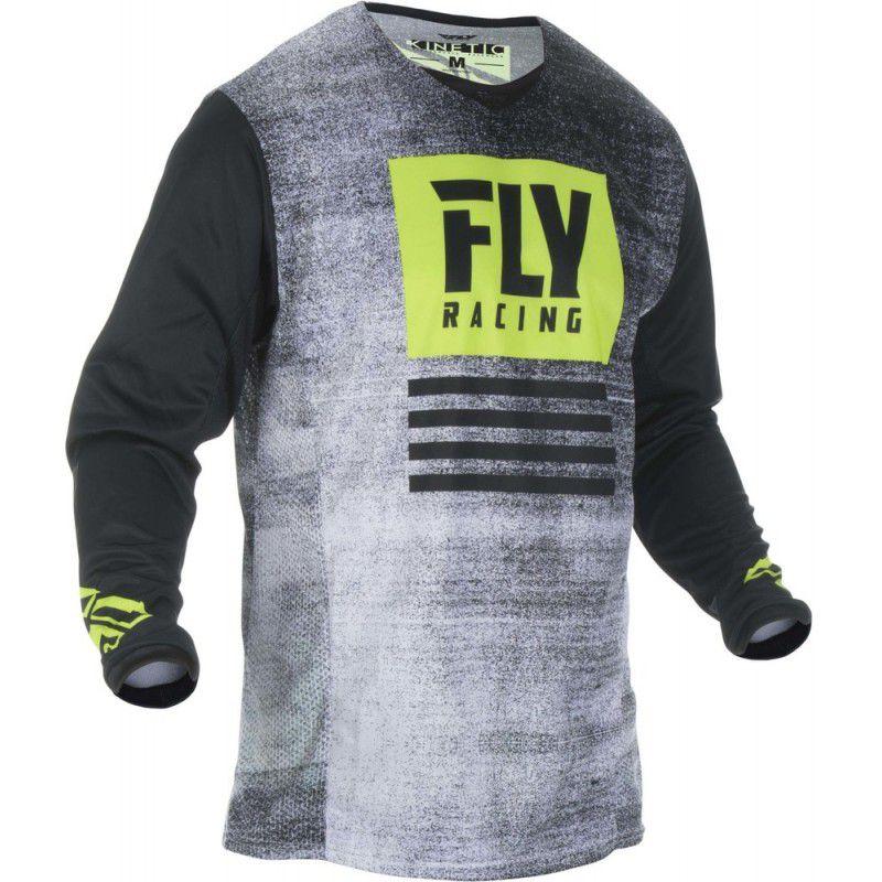 Camisa FLY Kinetic Noiz