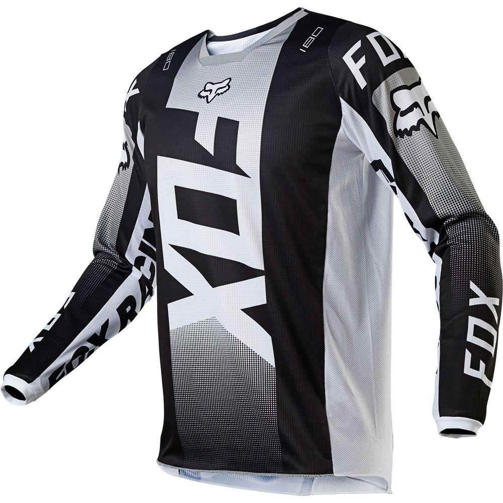 Camisa FOX 180 Oktiv Black