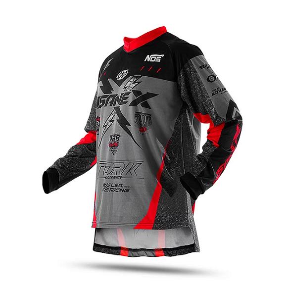 Camisa Insane X Pro Tork