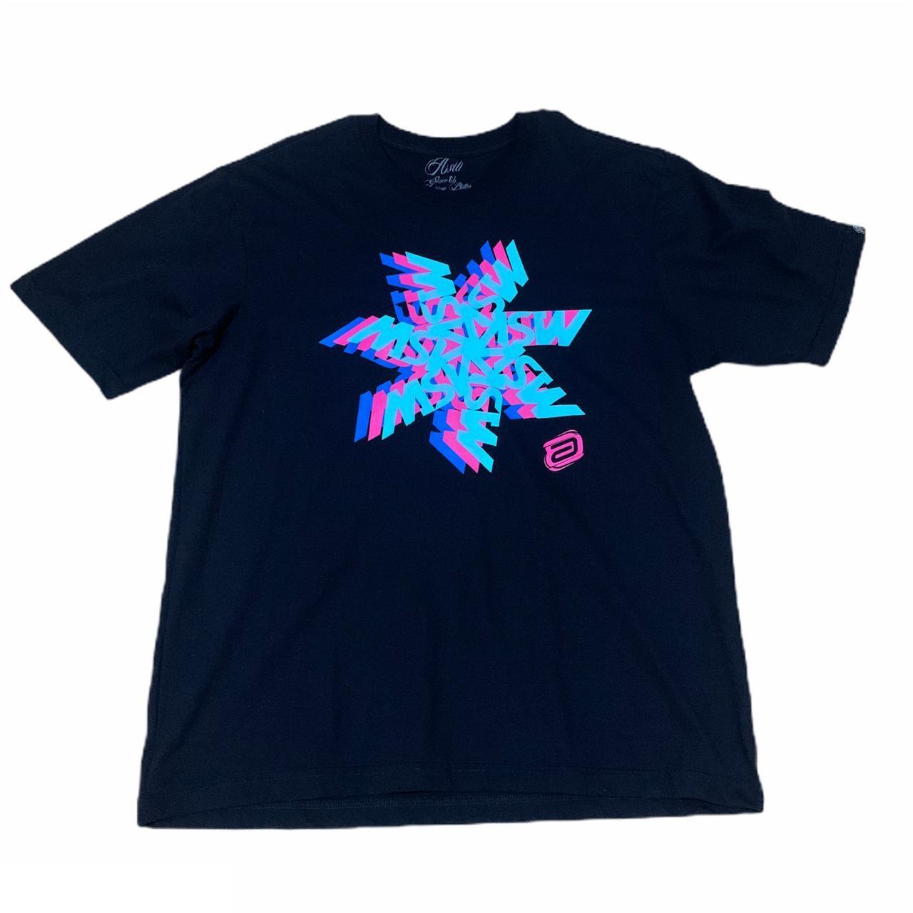 Camiseta ASW Spin