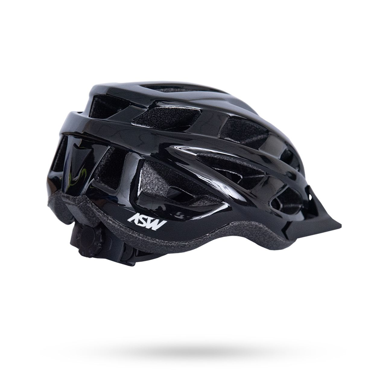 Capacete ASW Bike Fun Black