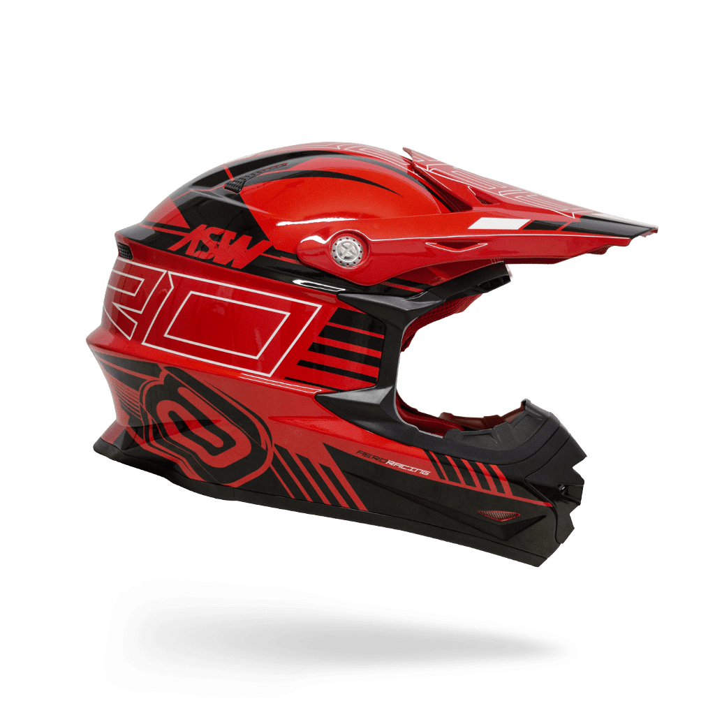 Capacete ASW Concept Hyperspace