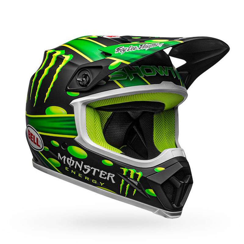 Capacete Bell MX-9 Mips Showtime