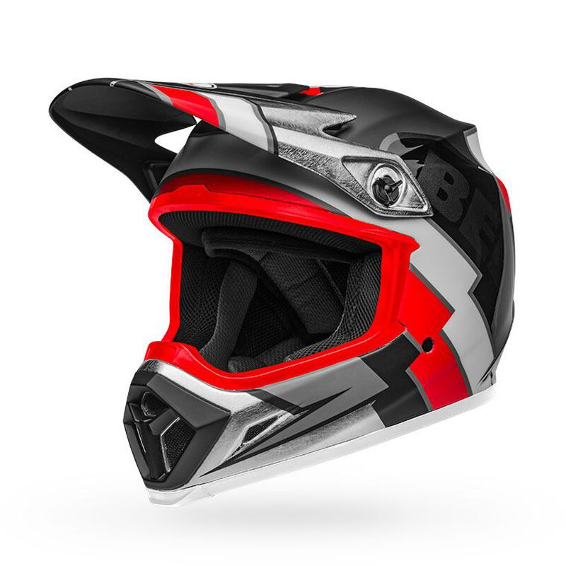 Capacete Bell MX-9 Mips Twitch Replica Matte