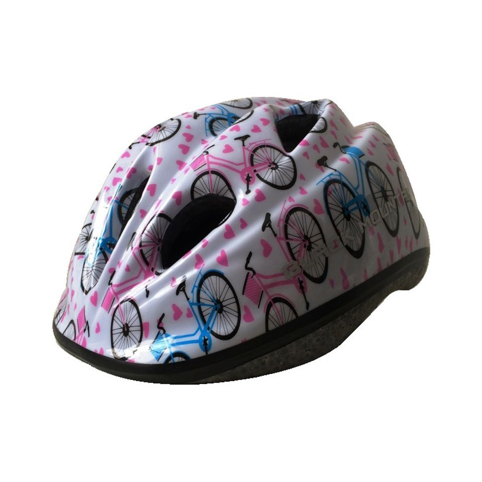 Capacete Bike Infantil Black Mountain