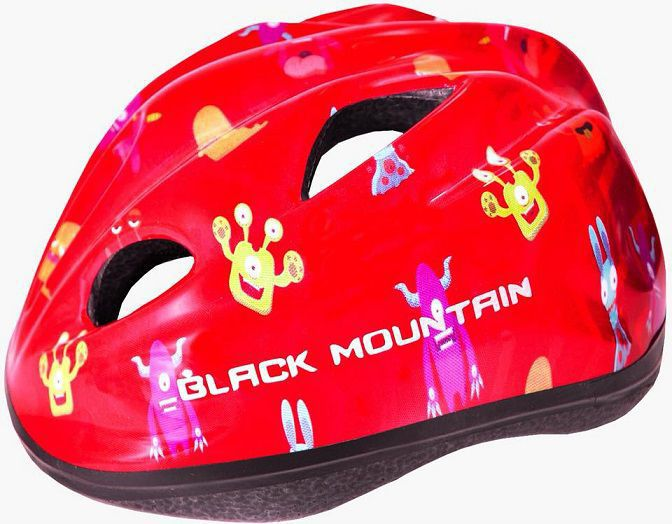 Capacete Bike Infantil Black Mountain